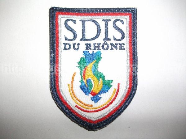 Pompiers du Rhône (69)