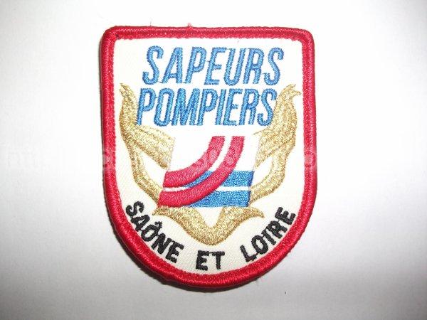 Pompiers de la Saône-et-Loire (71)