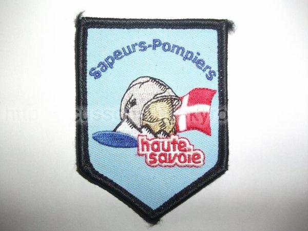 Pompiers de la Haute Savoie (74)