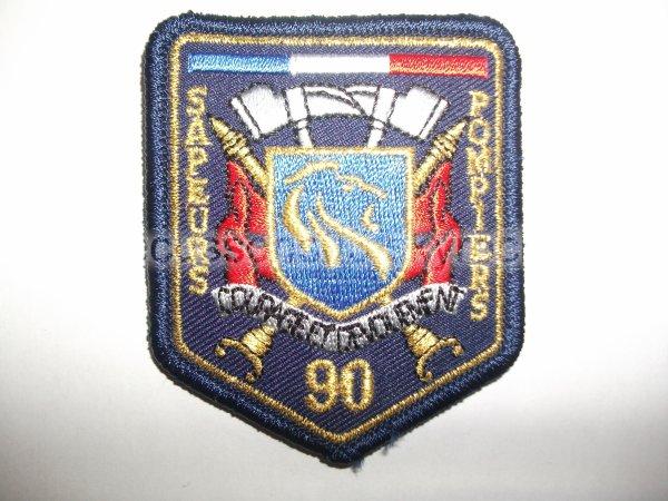 Pompiers du Territoire de Belfort (90)
