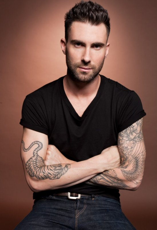 Adam levine love and music