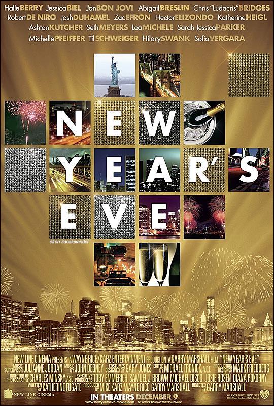 ____Vidéo   Découvrez une toute nouvelle Bande Annonce du Film ou Zac Efron  a un rôle : « New Year's Eve » Votre avis?