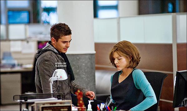 """Découvrez les tout premiers Stills du nouveau film de zac """"  New Year's Eve """". Vous aimez ?"""