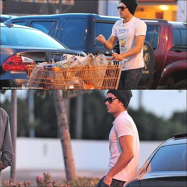 20 Janvier : Zac,super Musclé,a été vu faisant du shopping pour sa maison à Los Angeles .  Zac sera au Ellen De Generes Show le 21 février prochain en compagnie de Taylor Swift pour faire la promo de The Lorax !