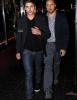 08 Février: Zac et un ami ont été vu se rendant à  l'avant première de 'This Means War' à  Hollywood.