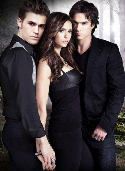 Deux magnifiques raisons de plus de regarder The Vampire Diaries