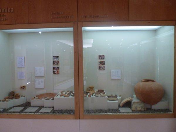 Visite du musée de Rabaçal