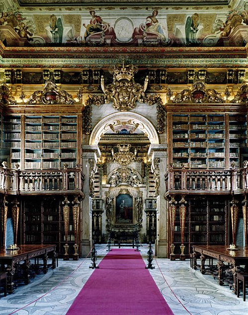 Coimbra, ville universitaire