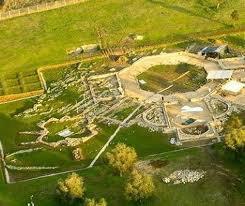 Voyage archéologie à Rabaçal des jeunes de Neuviller 2012