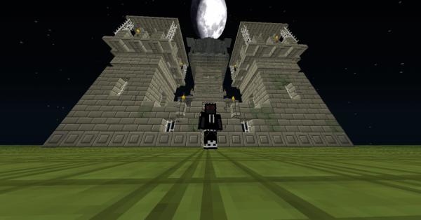Un chateau!
