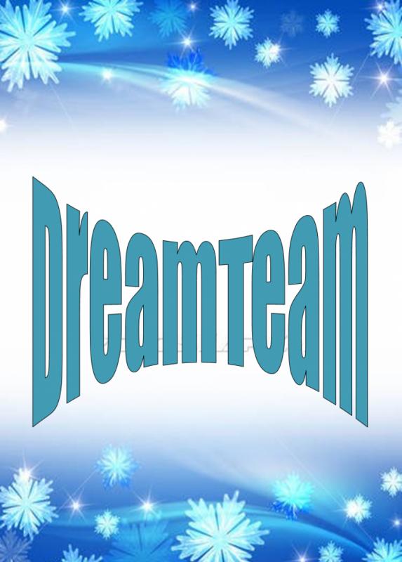DreamTeamV2 hiver!
