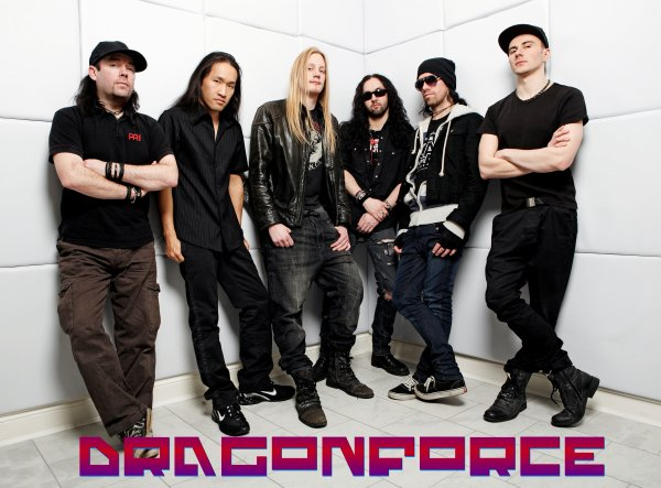 † DragonForce  † The Power Within [Tracklist Video] †