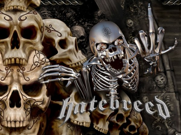 † Hatebreed † Destroy Everything [Official Music Video] †