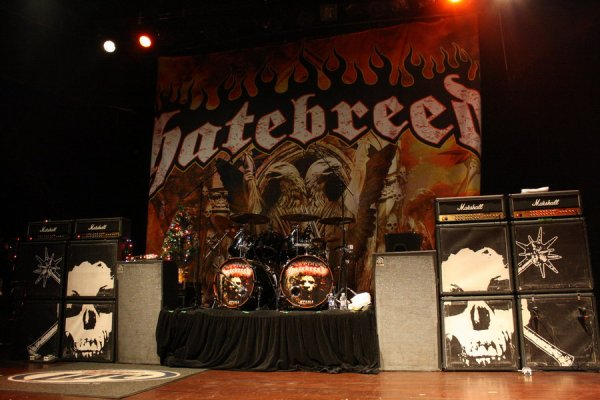 † Hatebreed † I Will Be Heard †