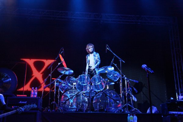 † X Japan † X HD1.88GB 【The Last Live】†