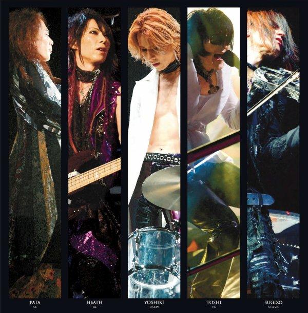 † X Japan † Week End [2008.03 Tokyo Dome,HD 720P] †
