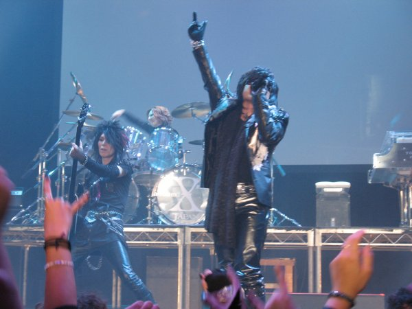 † X Japan † Born To Be Free [Summer Sonic 2011] †