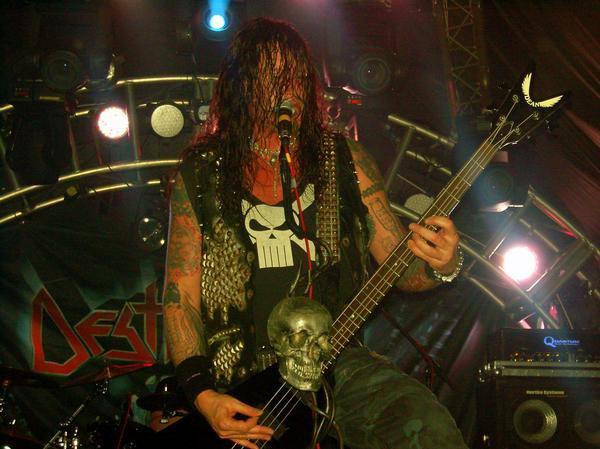† Destruction †  [Wacken 2007]. Mad Butcher] †