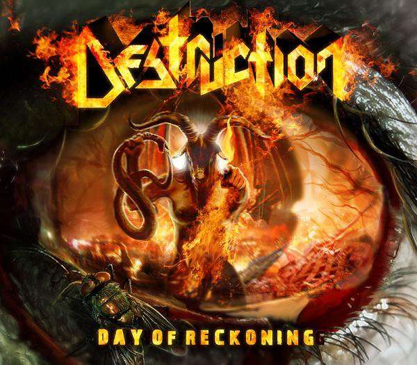 † Destruction † [Wacken 2007] . Curse The Gods  †