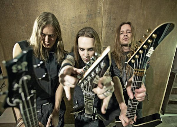 † Children Of Bodom †  Everytime - Die Chaos Ridden Years Stockholm Knockout Live 2006 †