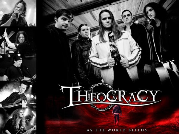 † Theocracy † Laying The Demon To Rest †