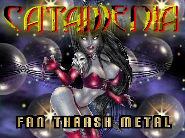 † Catamenia † Blackmension [Re-Recorded] [2012 Version] †
