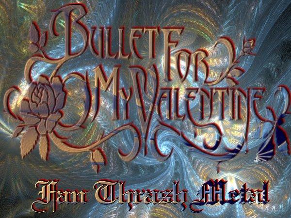† Bullet For My Valentine † New Album 2012 Trailer †