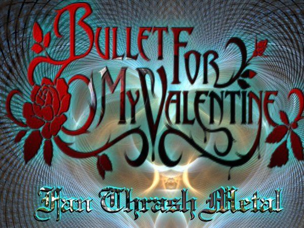 † Bullet For My Valentine † Scream Aim Fire † Album 2008 DVD †