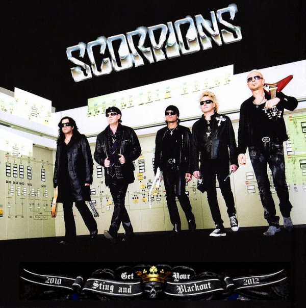 ✠ Scorpions - Rock You Like A Hurricane [Wacken 2006] ✠