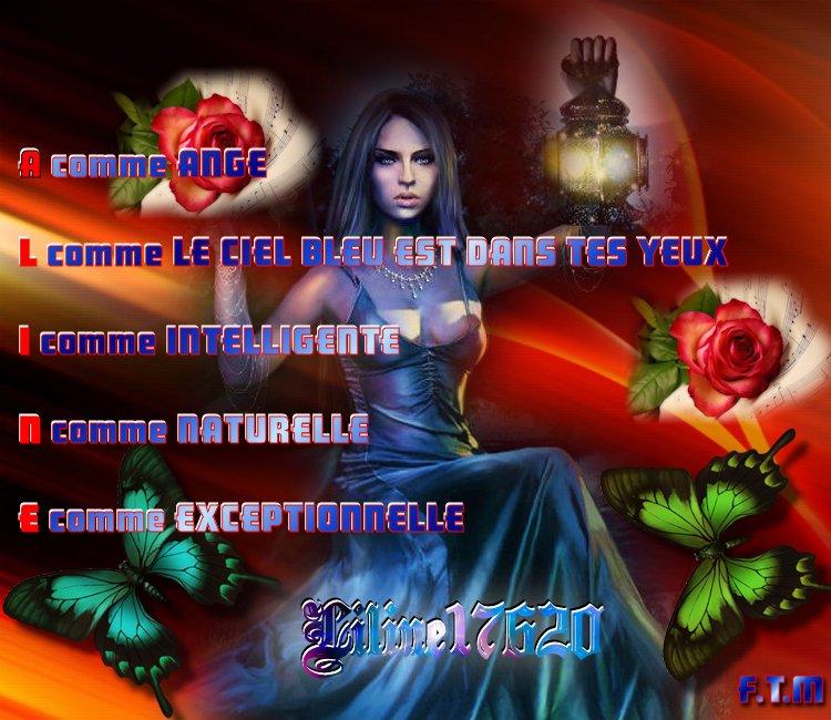 <> Cado Pour Mon Amie <> Liline17620 <>