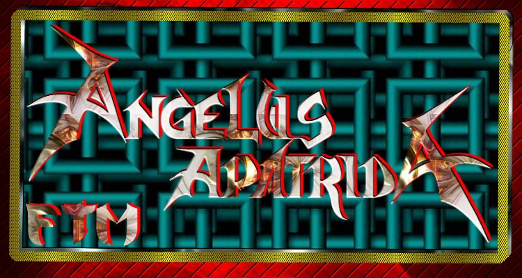 ✠ Angelus Apatrida ✠ 2/4 Recording New Album 2014 - Guitars, BBQs and more... ✠