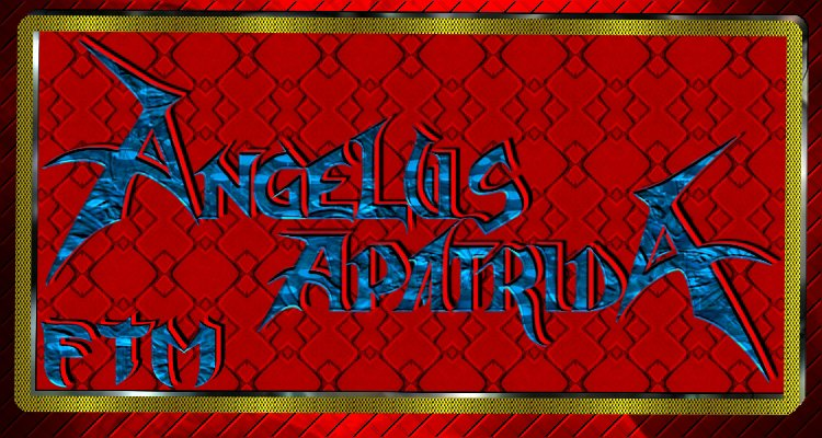 ✠ Angelus Apatrida ✠ 3/4 Recording New Album 2014 - Bass Guitars And Too Much Free Time...✠