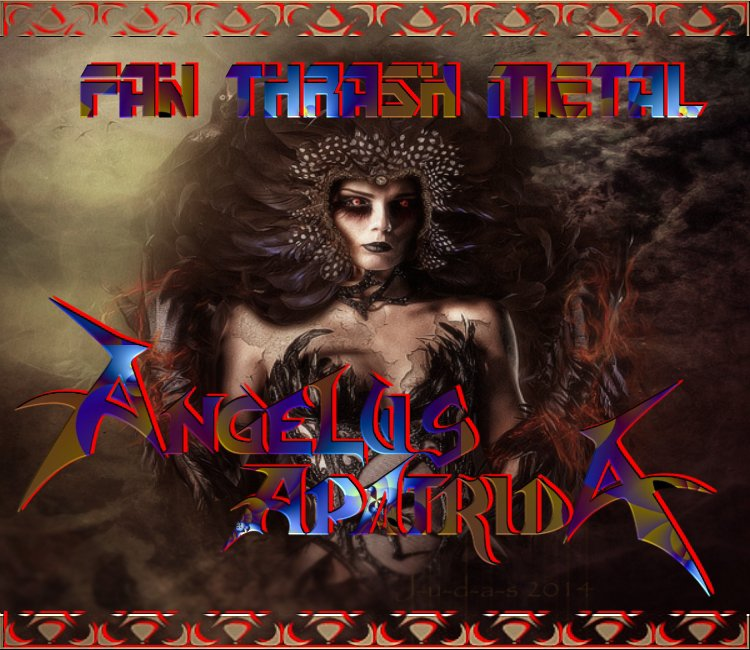 ✠ Angelus Apatrida ✠ Killer Instinct [Lyric Video] ✠