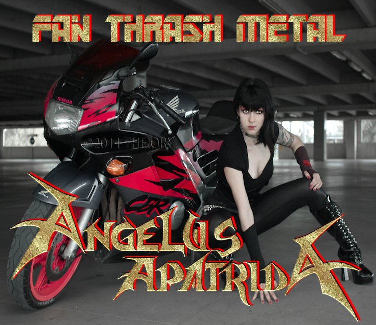 ✠ Angelus Apatrida ✠ Gone Away ✠