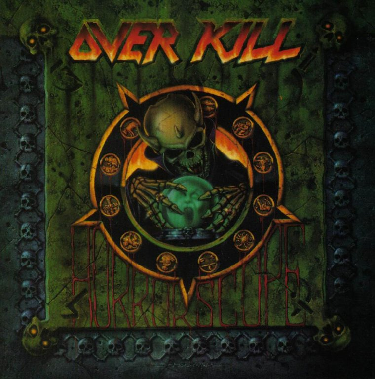 ✠... Overkill ✠ Armorist [Official Music Video]  …✠