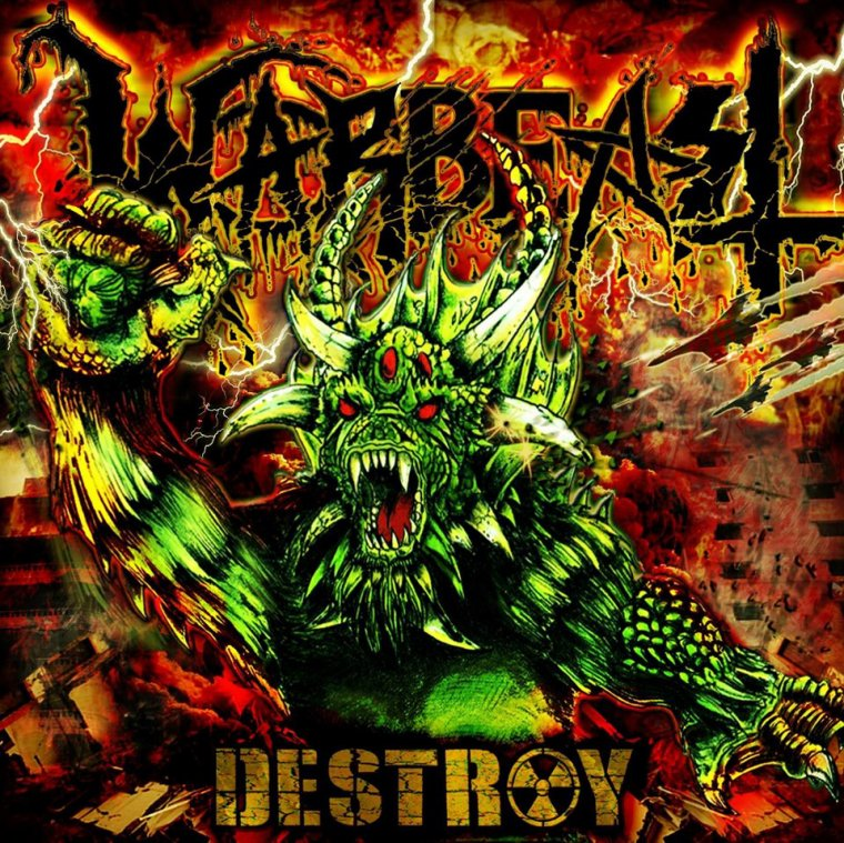 ✠...Warbeast ✠ Krush The Enemy...✠