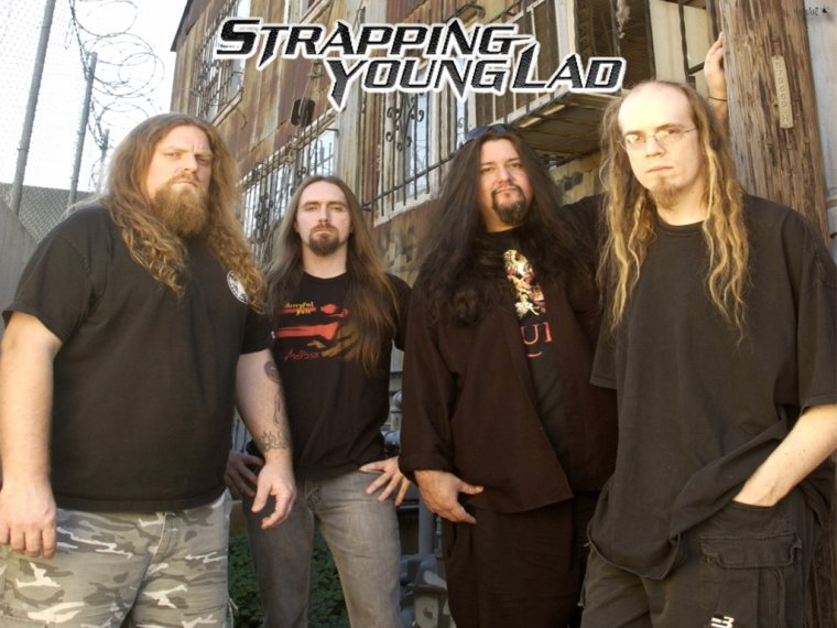 ✠... Strapping Young Lad ✠ Aftermath [Live @ Download 2006] ...✠