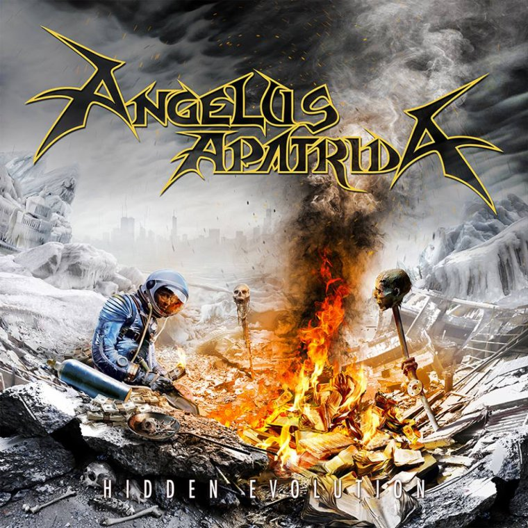 ✠......... Angelus Apatrida ✠ End Man [Official Video]  ......✠