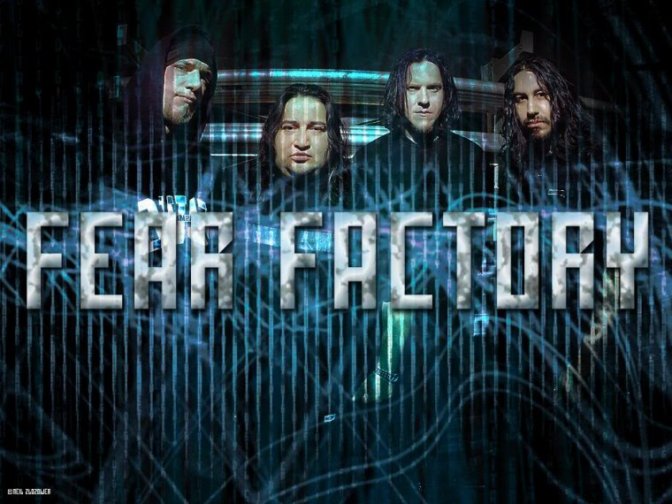 ✠ Fear Factory ✠ The Industrialist [Official Music Video] ✠