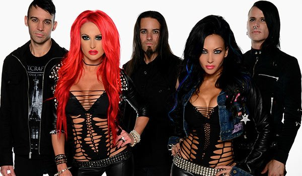 ✠ Butcher Babies - Marilyn Manson Tour [Diaries From The Road] ✠