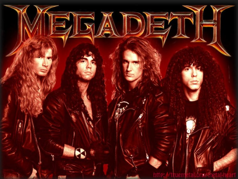 ✠ ...Thrash Metal Mega Playlist - Metallica, Megadeth, Slayer, Anthrax, Exodus And Kreator ...✠