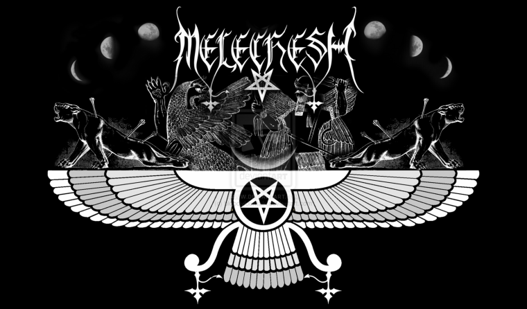 ✠...Melechesh - Grand Gathas Of Baal Sin [Official Music Video]...✠