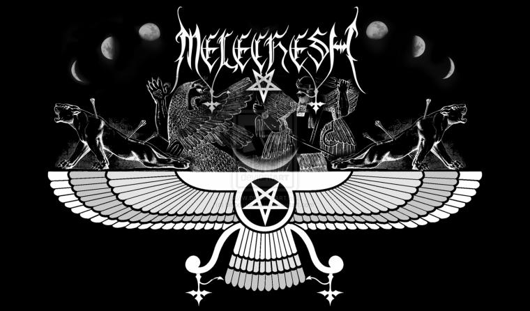 ✠...Melechesh - Grand Gathas Of Baal Sin [Official Music Video]...✠