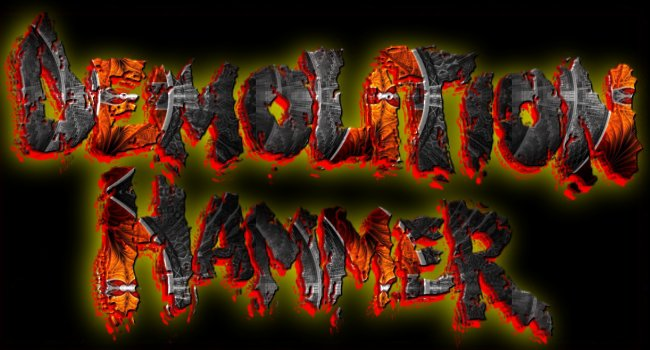 ✠... Demolition Hammer - Skull Fracturing Nightmare …✠