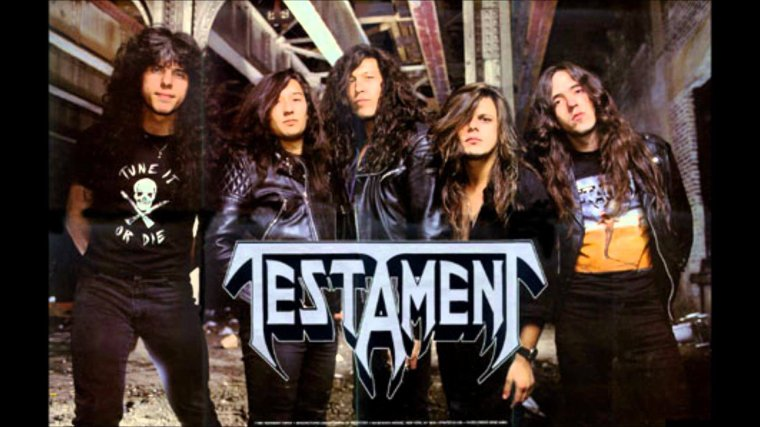 ✠... Testament - True American ...✠