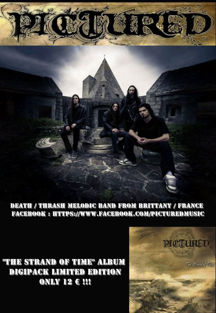 ✠... Pictured - The Dwelling [Melodic Death Metal] ...✠
