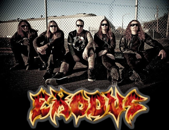 Exodus - A Lesson In Violence (with lyrics)