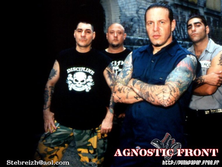 ✠ Agnostic Front ✠ For My Family [Official Video] ✠