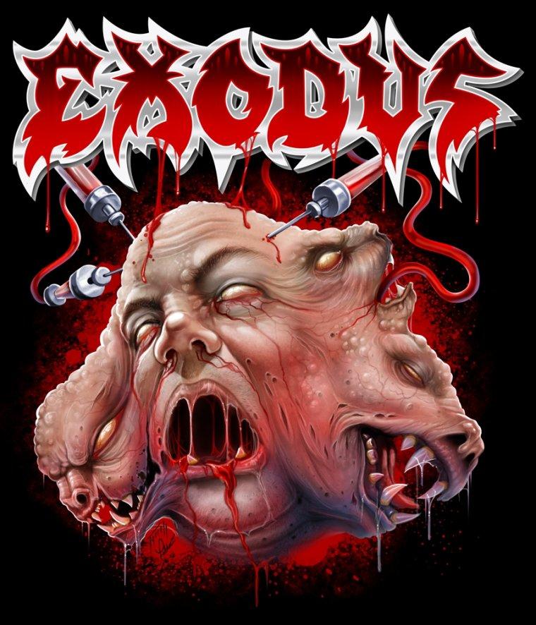 ✠...Exodus - A Lesson In Violence Live ! Shovel Headed Kill Machine...✠