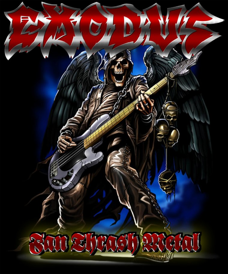 ✠...Exodus - A Lesson In Violence Live ! Shovel Headed Kill Machine...✠